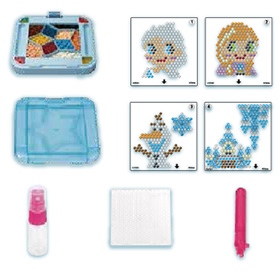 Aqua Beads Frozen Templates Beads Art - Aquabeads templates